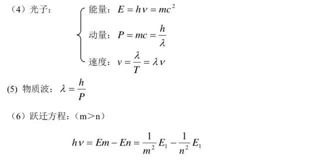 高中物理:背过13组公式,期末再涨28分!