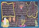 清明节黑板报:山东清明节习俗
