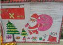 圣诞节手抄报:世界各地的圣诞节