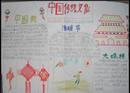 中国传统文化手抄报:剪纸艺术